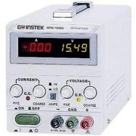 Laboratorní spínací síťový zdroj GW Instek SPS-1820, 0 - 18 VDC, 0 - 20 A, 360 W