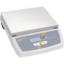 Stolní váha Kern max. váživost 6 kg rozlišení 2 g 230 V, na baterii