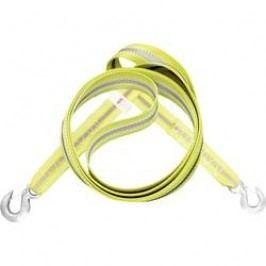Tažné lano APA, 26050, do 4 t, žlutá/stříbrná