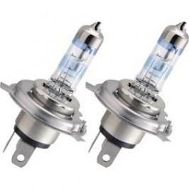 Autožárovka Philips X-tremeVision, 12342XV+S2, 12 V, H4, P43t, stříbrná, 2 ks