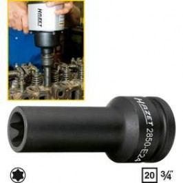 Kovaná nástrčná hlavice TORX na šrouby hlavy motoru Hazet, 2850-E20