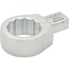 Nástrčný/očkový klíč Hazet, 6630D-19