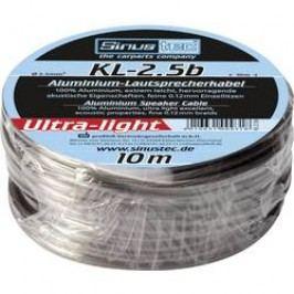 Sada kabelů SinusTec KL-2,5b, 14071, 2,5 mm², 10 m