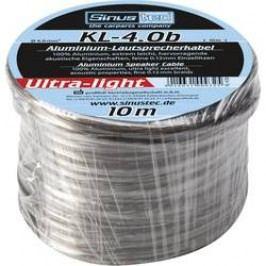 Sada kabelů SinusTec KL-4,0b, 14091, 4 mm², 10 m