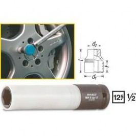 Prodloužená nástrčná hlavice Hazet, 904SLG-17, 12,5 mm