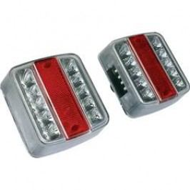 Sada zadních LED světel EAL, 10103, bílá