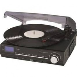 USB gramofon Reflecta LP-USB/SD, černá