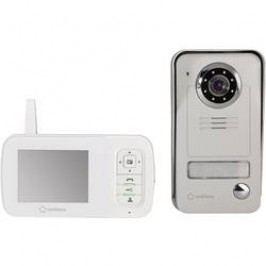 Bezdrátový domácí videotelefon Renkforce, 1 rodina