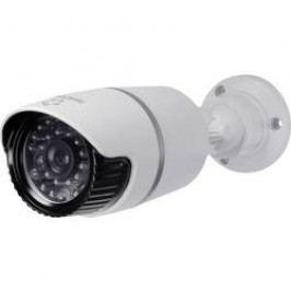 Atrapa kamery s blikající LED diodou, s IR simulací Renkforce 1381002