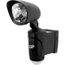 Venkovní LED reflektor s PIR detektorem GP Lighting RF3 810SAFEGUARD3.1 3 W černá