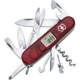 Švýcarský kapesní nožík s teploměrem a výškoměrem Victorinox Traveller Lite