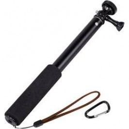 Selfie tyč Hama Monopod 90, 90 cm, černá