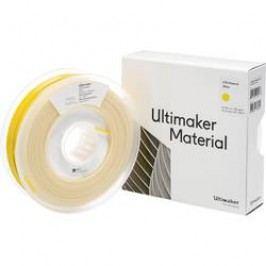 Vlákno pro 3D tiskárny Ultimaker CPE - M0188 Yellow 750 - 201273, 2.85 mm, 750 g, žlutá