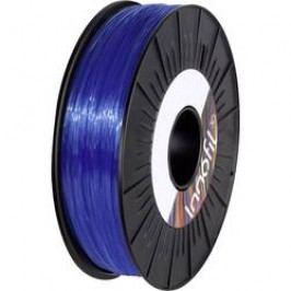 Vlákno pro 3D tiskárny Innofil 3D PLA-0024A075, PLA plast, 1.75 mm, 750 g, modrá (průsvitná)