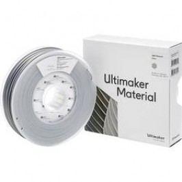 Vlákno pro 3D tiskárny Ultimaker ABS - M2560 Silver 750 - 206127, ABS plast, 2.85 mm, 750 g, stříbrná