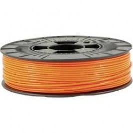 Vlákno pro 3D tiskárny Velleman PLA285O07, PLA plast, 2.85 mm, 750 g, oranžová