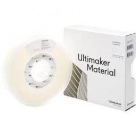 Vlákno pro 3D tiskárny Ultimaker PLA - M0751 Transparent 750 - 211399, PLA plast, 2.85 mm, 750 g, transparentní