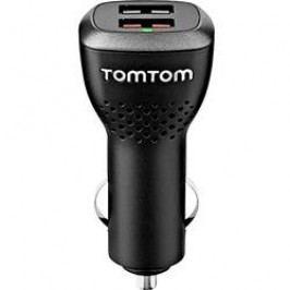 Duální USB rychlonabíječka do auta TomTom 9UUC.001.22