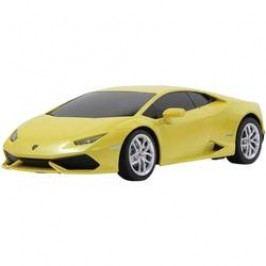 RC model auta Jamara 404593 – Lamborghini Huracan, žlutá, silniční vůz