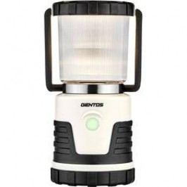 LED kempingová lucerna Polarlite Profi 380 400 g, béžová, černá
