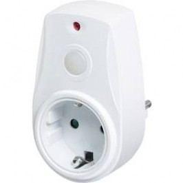 Zásuvkový adaptér LogiLink se soumrakovým senzorem, bílý LogiLink PA0152, spínací výkon (max.) 280 W, bílá