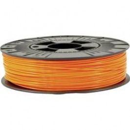Vlákno pro 3D tiskárny Velleman PLA175O07, PLA plast, 1.75 mm, 750 g, oranžová