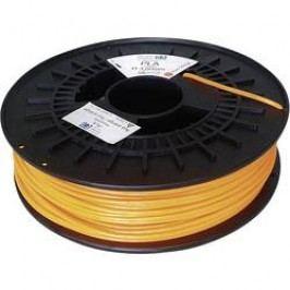 Vlákno pro 3D tiskárny German RepRap 100431, PLA plast, 1.75 mm, 750 g, signální oranžová