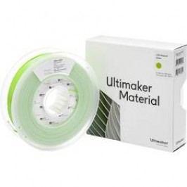 Vlákno pro 3D tiskárny Ultimaker CPE - M0188 Green 750 - 201273, 2.85 mm, 750 g, zelená
