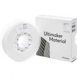Vlákno pro 3D tiskárny Ultimaker CPE - M0188 White 750 - 201273, 2.85 mm, 750 g, bílá