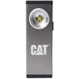 Ruční akumulátorová svítilna CAT CT5115, stříbrná