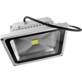 Venkovní LED reflektor DioDor DIO-FL20N-W, 20 W, teplá bílá, bílá