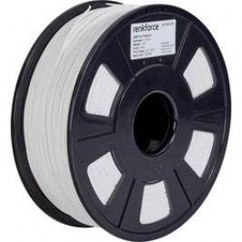 Vlákno pro 3D tiskárny Renkforce 01.04.12.1102, ABS plast, 1.75 mm, 1 kg, bílá
