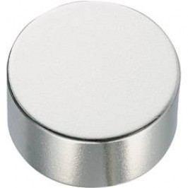 Kulatý permanentní magnet TRU COMPONENTS (Ø x v) 10 mm x 5 mm, N35M