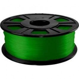 Vlákno pro 3D tiskárny Renkforce 01.04.18.1209, PETG plast, 2.85 mm, 1 kg, zelená