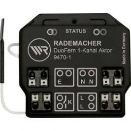 Bezdrátový spínač pod omítku WR Rademacher Rademacher DuoFern 35140261, 1kanálový