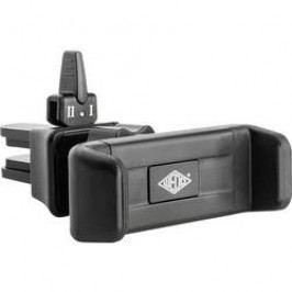 Uni držák pro smartphone HP Autozubehör Clip It 6005101, do mřížky autoventilátoru, černá