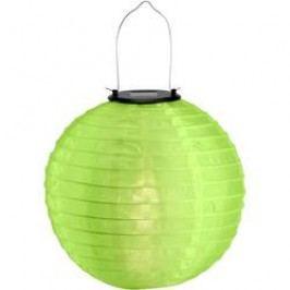 LED solární dekorativní osvětlení - lampión Polarlite 0.06 W, IP44, zelená