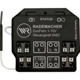 Bezdrátový spínač WR Rademacher Rademacher DuoFern Steuergerät 1-10V DuoFern 35001262, 1kanálový