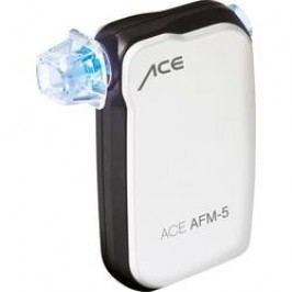 Alkohol tester ACE AFM-5, zobrazení na smartphonu, bílá