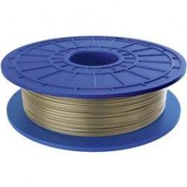 Vlákno pro 3D tiskárny Dremel 26153D51JA, PLA plast, 1.75 mm, 0.5 kg, zlatá