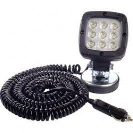 LED pracovní světlomet SecoRüt s magnetickým stojanem,(š x v x h) 100 x 165 x 75 mm, 1300 lm