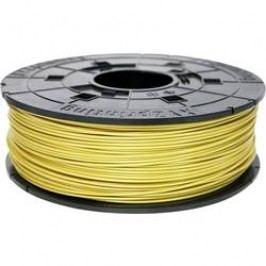 Vlákno pro 3D tiskárny XYZprinting RFPLCXEU0FE, PLA plast, 1.75 mm, 600 g, zlatá