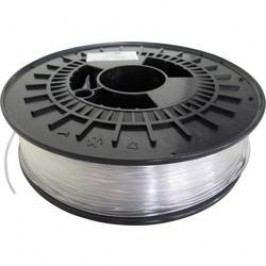 Vlákno pro 3D tiskárny German RepRap 100302, PLA plast, 1.75 mm, 750 g, transparentní