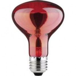 Infračervená žárovka Paulmann 82977, 115 mm, E27, 60 W, červená, 1 ks
