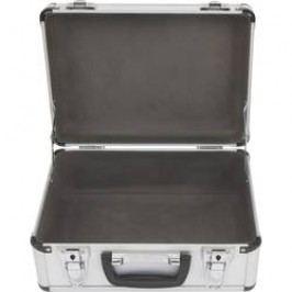 Univerzální kufr TOOLCRAFT 1409407, (š x v x h) 320 x 150 x 230 mm, hliník