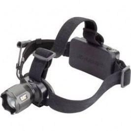 Pracovní LED čelovka CAT CT4205, napájeno akumulátorem, 350 g, černá