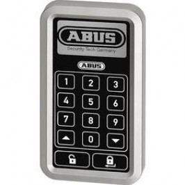 Bezdrátová klávesnice ABUS CFT3000W , 10126 k bezdrátovému zámku dveří, stříbrná