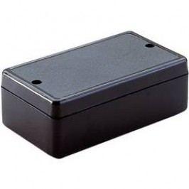 Plastové pouzdro Strapubox, (d x š x v) 115 x 65 x 26 mm, šedá