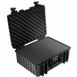 Ochranný kufr B & W International 6700/B/SI rozměry: (š x v x h) 609 x 263 x 428 mm