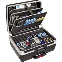 Kufr na nářadí B & W International Rhino Pockets - s kolečky - vhodný k letecké přepravě 115.04/P, 505 x 440 x 280 mm HDPE